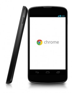 Google Chrome For Android and Iphone