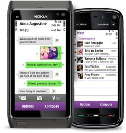 Viber for Nokia 1