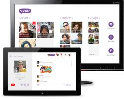 Viber for Windows 8