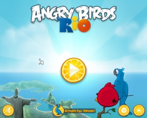 Angry Birds Rio for PC
