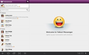 Yahoo Messenger For Android and Iphone