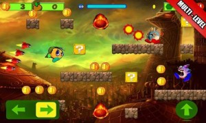 Jungle Castle Run 3