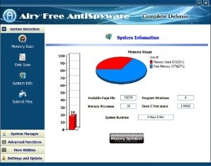 Airy Free AntiSpyware