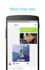 Kik for android