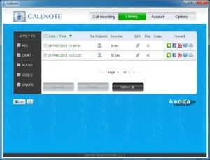 Callnote