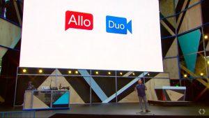 Duo and Allo