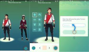 طريقة اللعب في بوكيمون جو Pokémon GO