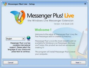 messenger-plus